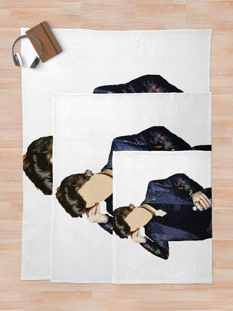 Vista alternativa de Manta Harry Styles
