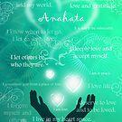 Heart Chakra by Stephanie Rachel Seely