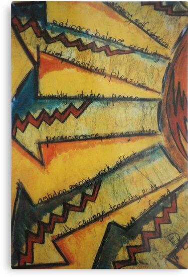 """""""we go forward' by Debi Meadows"""