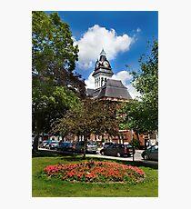 Grantham Town Hall Photographic Print