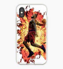 Set the League on Fire iPhone Case