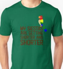 Tiki Room Siestas Unisex T-Shirt