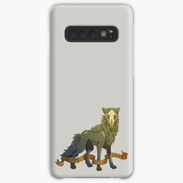 Welcome to Goodbye Samsung Galaxy Snap Case