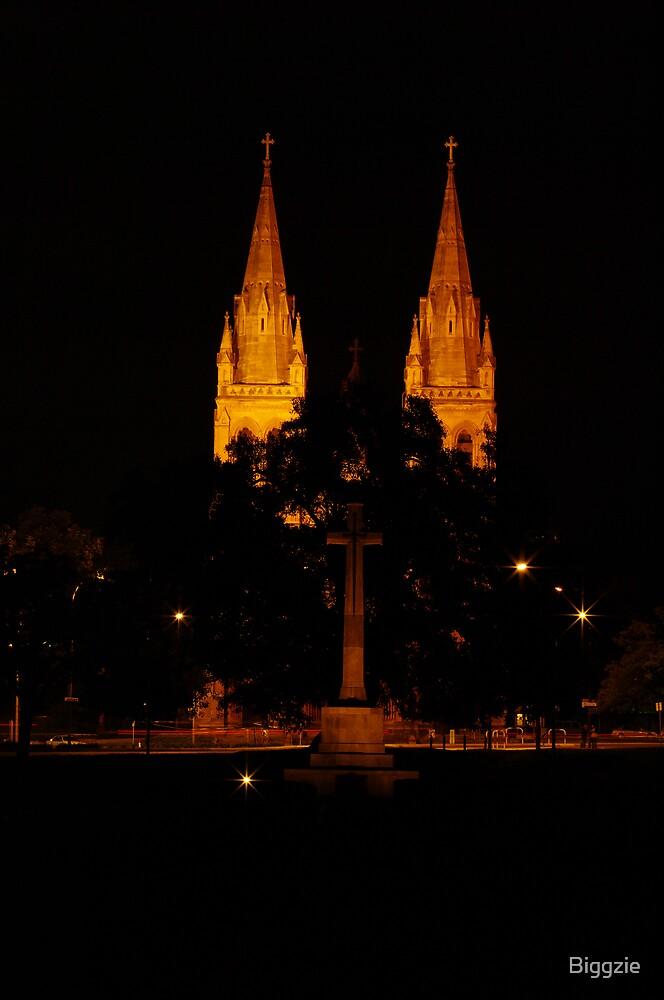 Adelaide War Memorial 2 by Biggzie