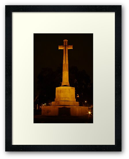 Adelaide War Memorial by Biggzie