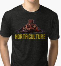 Horta Culture Tri-blend T-Shirt