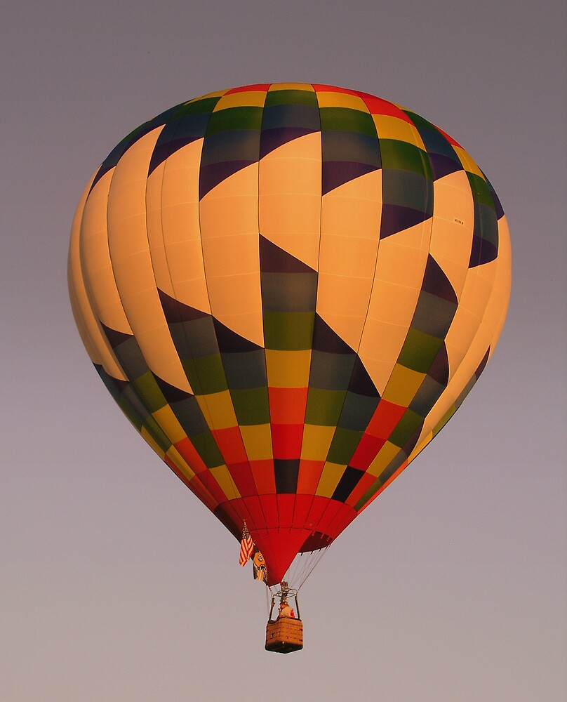 A Lot Of Hot Air by gayle hoskins-nestor