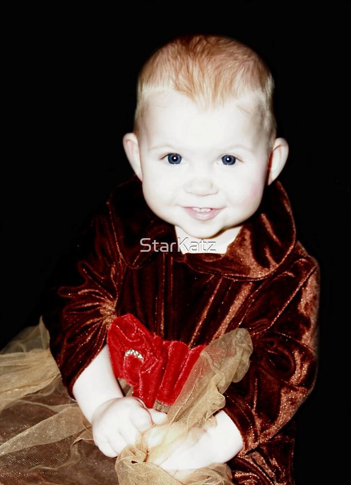 Baby Tamara Jade by StarKatz