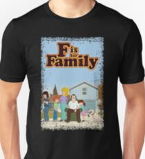 for family - like a communion cracker, and my brain- Unisex T-Shirt
