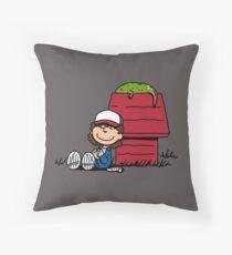 Dustin Brown Throw Pillow
