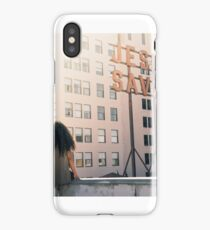 Jesus Saves The City iPhone Case/Skin