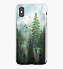 Mountain Morning 2 iPhone Case/Skin