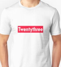 twenty three Years old funny 23rd birthday  Unisex T-Shirt