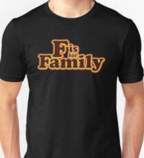 for familly - My God, why did I turn my eyes upward when Unisex T-Shirt