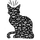 Katzenaugen von inkedinred