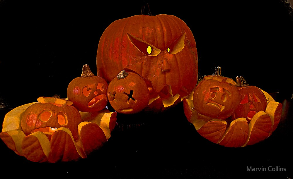 All Hallow's Eve by Marvin Collins