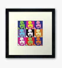 Manson Framed Print