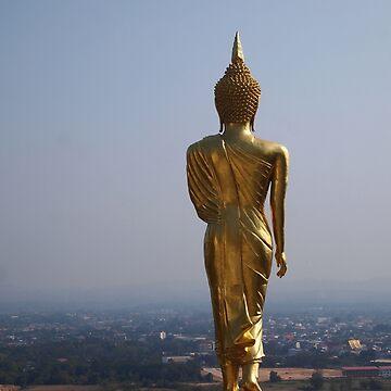 Bhudha over Nan by OTOFURU
