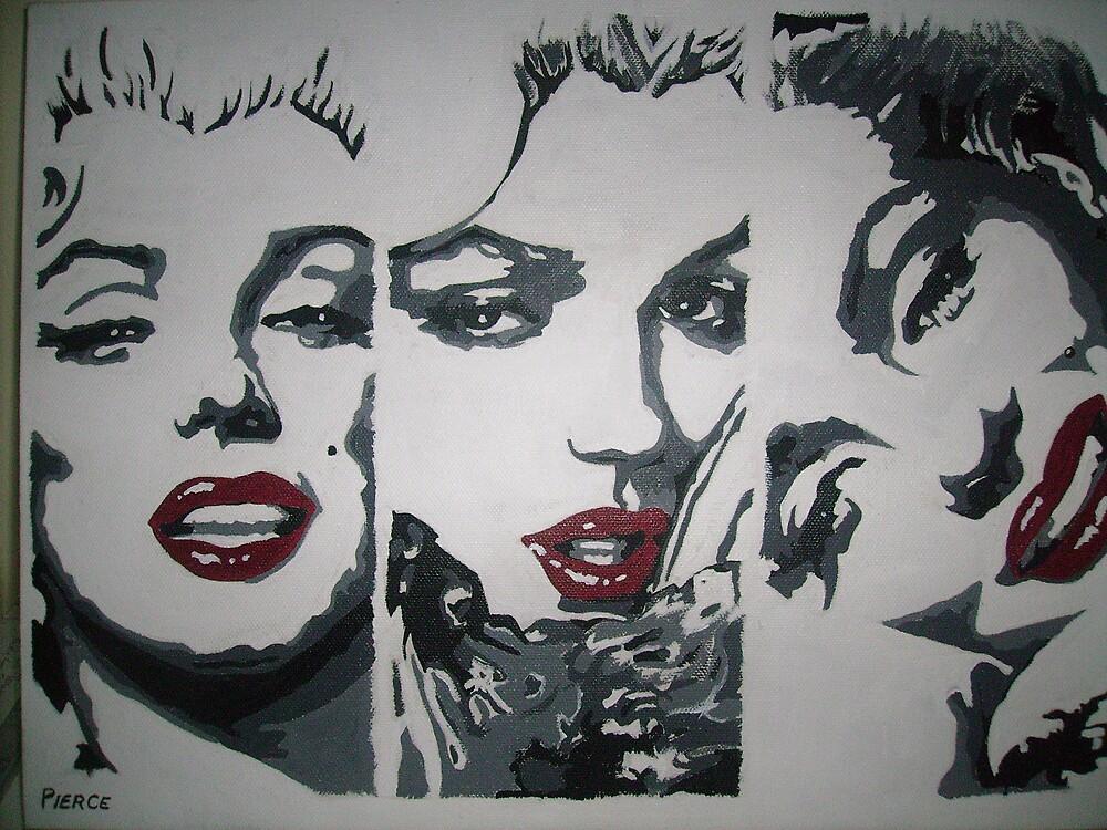 Marylin Monroe by Tony65