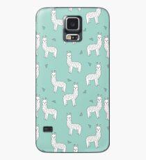 Funda/vinilo para Samsung Galaxy Alpaca - Casa de la Moneda de Andrea Lauren