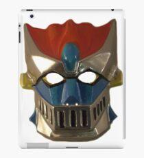 Great Mazinga Mask iPad Case/Skin