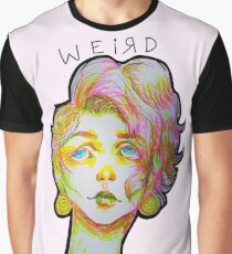 WeiRd Kid Graphic T-Shirt