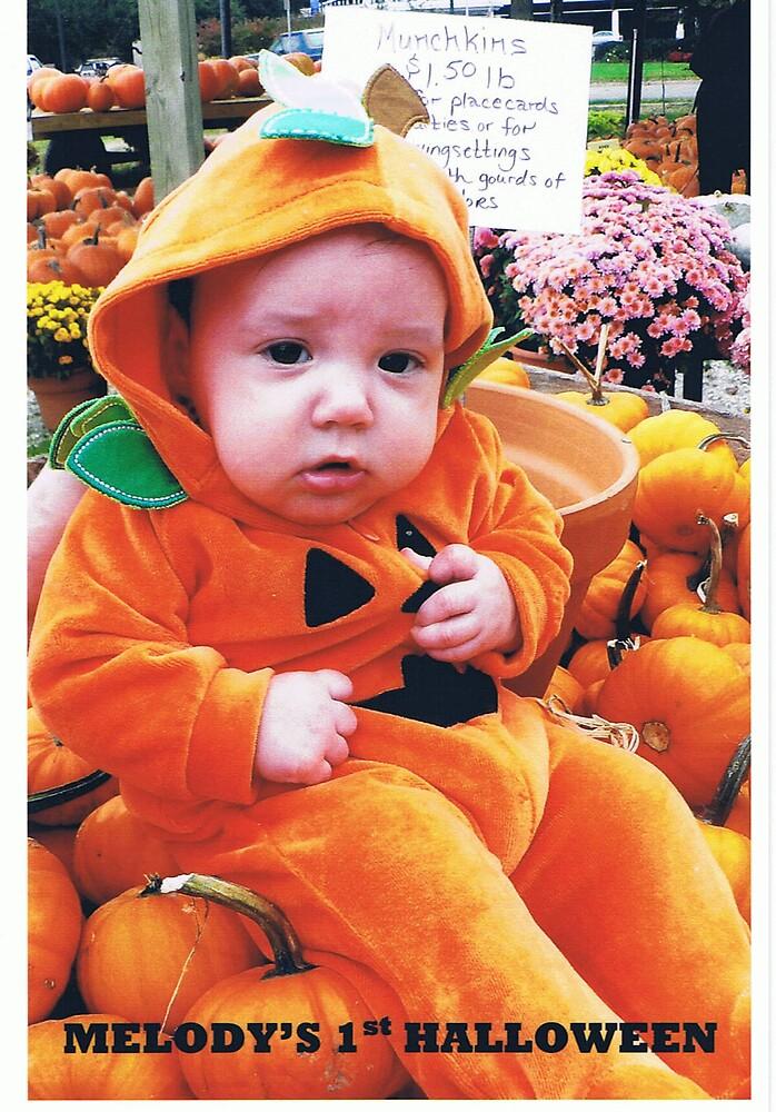 A halloween Card by deegarra