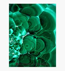 Malachite Collection Photographic Print