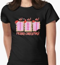 Iced VoVo - VO VO VO! Merry Christmas! Women's Fitted T-Shirt
