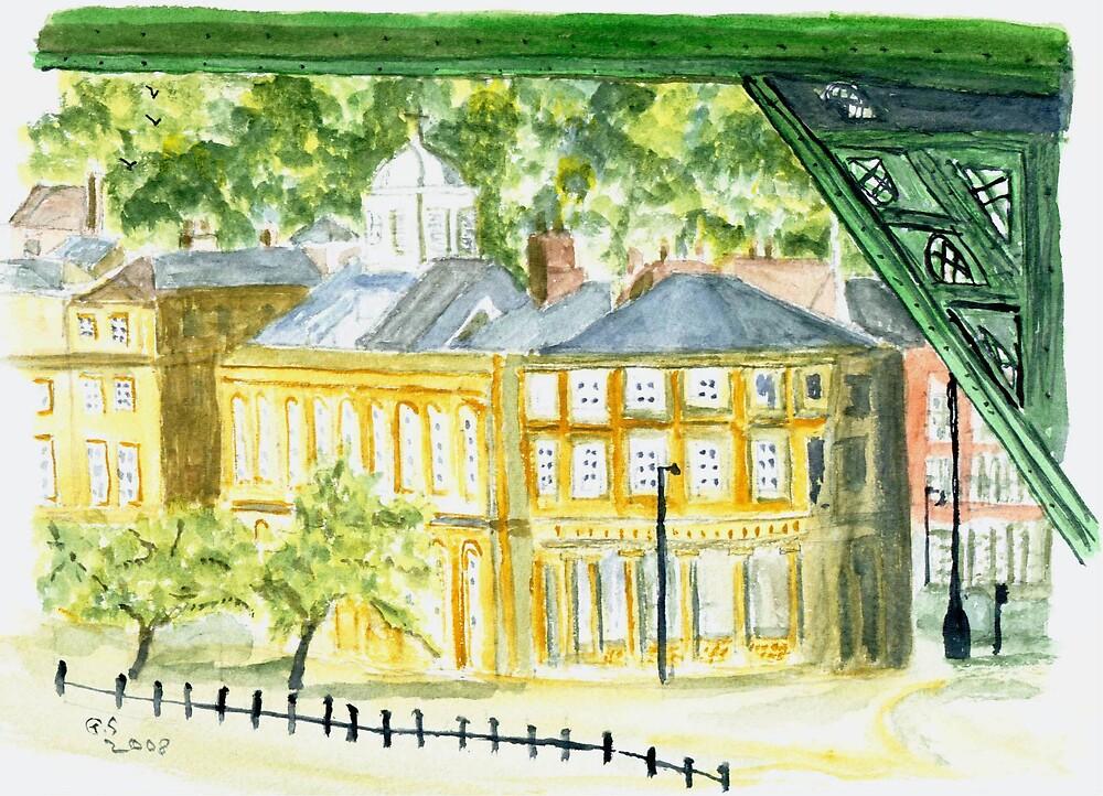 Under the Bridge by GEORGE SANDERSON
