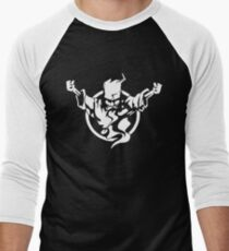 Thunderdome Logo Men's Baseball ¾ T-Shirt