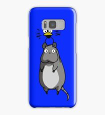The Babymouse and His Little Friend Samsung Galaxy Case/Skin