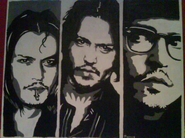 Johnny Depp by Tony65