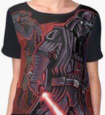 The Sith Lord - Darth Vader Chiffon Top