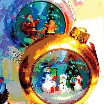 Merry Christmas Paula Deacon PE by DeaconPE