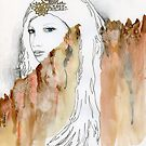 Ice Queen Of The Wall by Alicia Rogerson