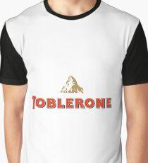 Toblerone Graphic T-Shirt