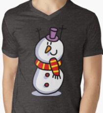 Snowmen Merry Christmas T-Shirt