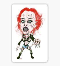 Living Dead Julie Sticker