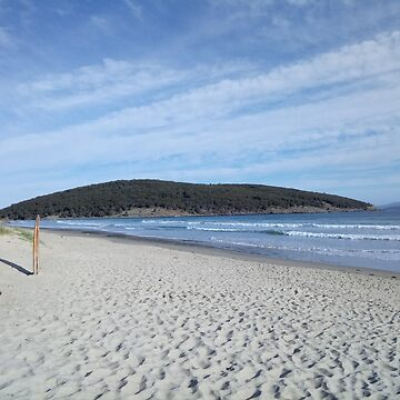 Carlton Beach by pierredubrelle