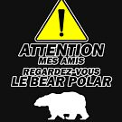 """Le Bear Polar""- Cabin Pressure by Treeshius"