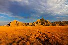 Sunrise over Badlands National Park .6 by Alex Preiss