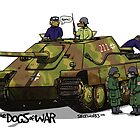 The Dogs of War: Jagdpanther by Chris Jackson