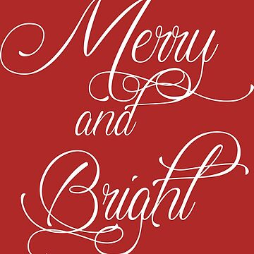 Merry and Bright by fionawb