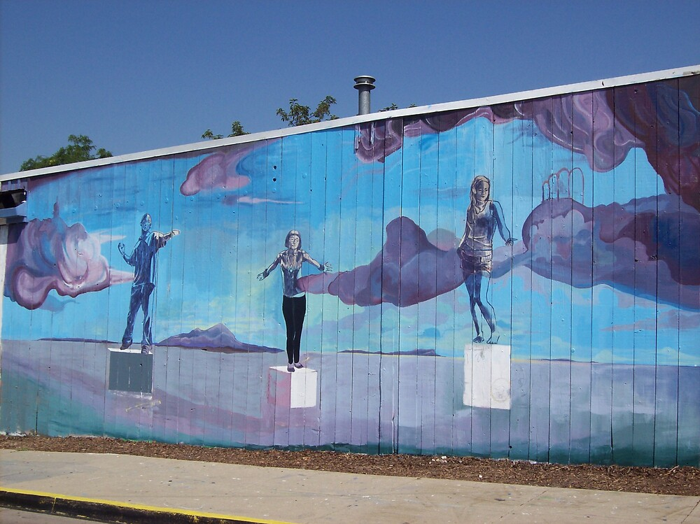almost done mural by ariyahjoseph