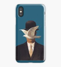 Rene Magritte Mania iPhone Case/Skin