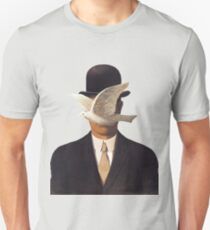 Rene Magritte Mania Unisex T-Shirt