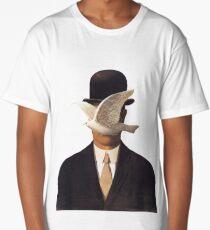 Rene Magritte Mania Long T-Shirt