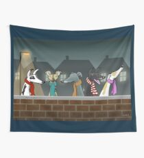 The Gathering Wall Tapestry