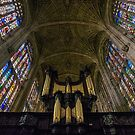 King's College Chapel by Ana Andres-Arroyo